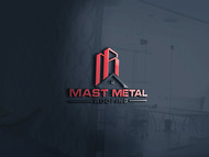 Mast Metal Roofing Logo - Entry #270