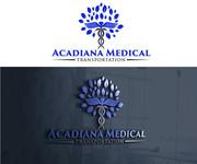 Acadiana Medical Transportation Logo - Entry #35