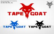 Tapegoat Logo - Entry #42