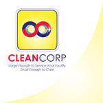 B2B Cleaning Janitorial services Logo - Entry #81