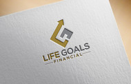 Life Goals Financial Logo - Entry #90