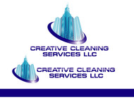 CREATIVE CLEANING SERVICES LLC Logo - Entry #37