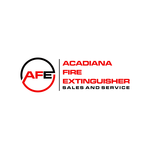 Acadiana Fire Extinguisher Sales and Service Logo - Entry #200