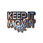 Keep It Movin Logo - Entry #105