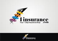 1insurance.com Logo - Entry #5