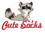 Cute Socks Logo - Entry #7