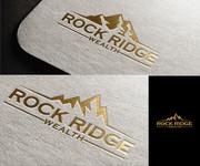 Rock Ridge Wealth Logo - Entry #338
