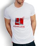 Four love Logo - Entry #231