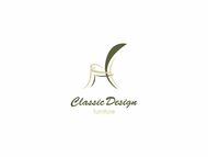 classic design furniture Logo - Entry #19
