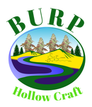 Burp Hollow Craft  Logo - Entry #281