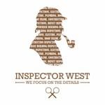 Inspector West Logo - Entry #167