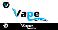 Vape Reaction Logo - Entry #65