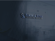 Baker & Eitas Financial Services Logo - Entry #501