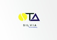 Silvia Tennis Academy Logo - Entry #158
