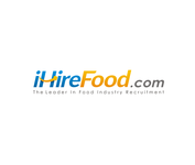 iHireFood.com Logo - Entry #102