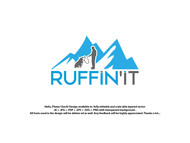 Ruffin'It Logo - Entry #191