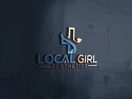 Local Girl Aesthetics Logo - Entry #95
