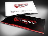 Secure. Digital. Life Logo - Entry #54