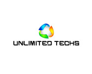 Unlimited Techs Logo - Entry #23