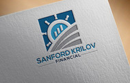 Sanford Krilov Financial       (Sanford is my 1st name & Krilov is my last name) Logo - Entry #440