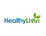 Healthy Livin Logo - Entry #116