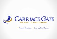 Carriage Gate Wealth Management Logo - Entry #99