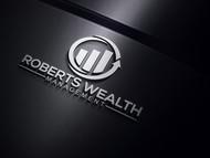 Roberts Wealth Management Logo - Entry #368