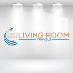 Living Room Travels Logo - Entry #49