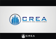 Commercial real estate office Logo - Entry #9
