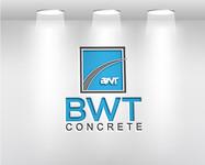 BWT Concrete Logo - Entry #305
