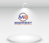 Midwest Battery Logo - Entry #11