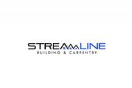 STREAMLINE building & carpentry Logo - Entry #124