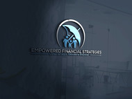 Empowered Financial Strategies Logo - Entry #316