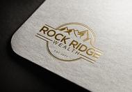 Rock Ridge Wealth Logo - Entry #285