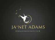 Ja'Net Adams  Logo - Entry #51