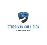 Sturdivan Collision Analyisis.  SCA Logo - Entry #98