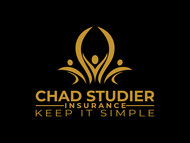 Chad Studier Insurance Logo - Entry #274