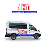 Acadiana Medical Transportation Logo - Entry #123