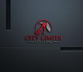 City Limits Vet Clinic Logo - Entry #61