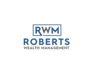 Roberts Wealth Management Logo - Entry #439