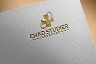 Chad Studier Insurance Logo - Entry #189