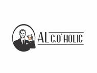 Al C. O'Holic Logo - Entry #91