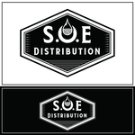 S.O.E. Distribution Logo - Entry #159