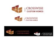 Crosswise Custom Homes Logo - Entry #32
