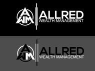ALLRED WEALTH MANAGEMENT Logo - Entry #442