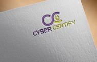 Cyber Certify Logo - Entry #34