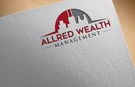 ALLRED WEALTH MANAGEMENT Logo - Entry #459