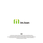 im.loan Logo - Entry #1013