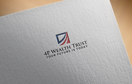 4P Wealth Trust Logo - Entry #228