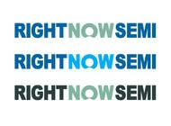 Right Now Semi Logo - Entry #67